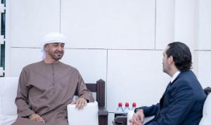 ولي عهد أبو ظبي استقبل الحريري… وهذا ما دار في اللقاء