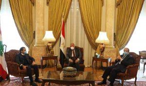 الحريري عرض مع أبو الغيط وشكري مستجدات تشكيل الحكومة