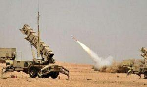 التحالف: تدمير صاروخ باليستي أطلقه الحوثيون باتجاه السعودية