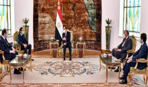 دعم مصري للحريري… والتشكيل في ظل تنسيق فرنسي-أميركي