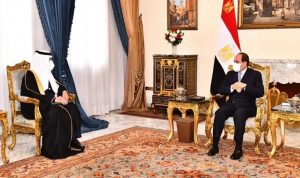 السيسي: العلاقات مع السعودية ركيزة لاستقرار المنطقة