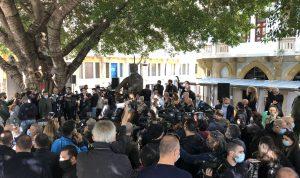وقفة احتجاجية رفضاً لاغتيال سليم: لرصّ الصفوف (فيديو وصور)