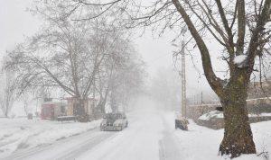 الطقس يتغير الأربعاء… أمطار ورياح وثلوج