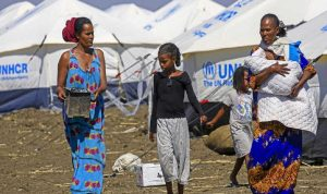 إثيوبيات يتجسّسن على الجيش السوداني!