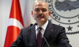 """""""تويتر"""" يحذر وزير داخلية تركيا بسبب تغريدة عن المثليين"""