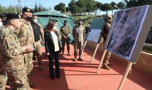 عكر: سنبقى إلى جانب الجيش من أجل حماية لبنان