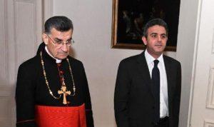 حواط: مجد لبنان أعطي لبكركي