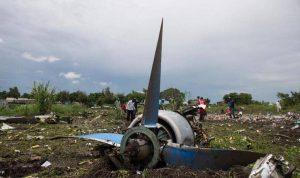 في ميانمار… مقتل 12 شخصا بتحطم طائرة عسكرية