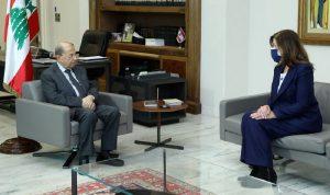 واشنطن تستعد لرفع مستوى الضغط على لبنان