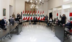 اجتماع بعبدا: ممنوع إقفال الطرقات!