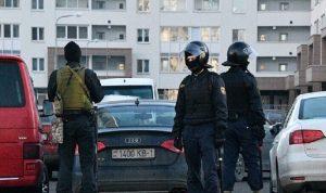 بيلاروسيا: إحباط هجومين إرهابيين في العاصمة مينسك