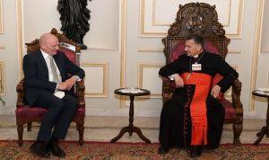 سفير ألمانيا: مبادرة الراعي تهمنا ولا بد من متابعة النقاش