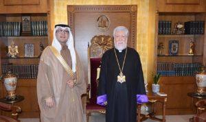 بخاري: المملكة حريصة على أمن لبنان