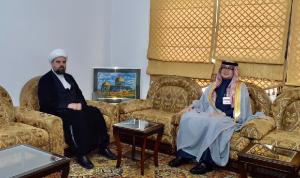 بخاري: ما من خصومة ولا عداء مع أبناء الطائفة الشيعية
