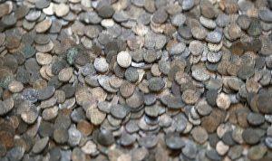 كنز أثري في روسيا من العملات العربية القديمة