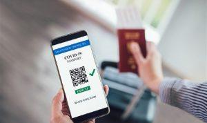 الصين تطلق جواز سفر صحيا لمواطنيها
