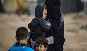 بريطانيا تتسلم 3 أطفال من عائلات داعش في سوريا