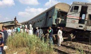 إليكم نتائج التحقيقات في حادث تصادم قطاري سوهاج بمصر