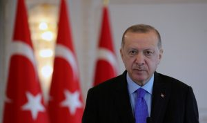 أردوغان يدعو روسيا وأوكرانيا لحل خلافاتهما سلميًا
