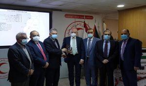 افتتاح قسم لعلاج كورونا في مستشفى الهمشري