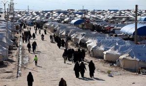 روسيا وسوريا: القتل في مخيم الهول مستمر!