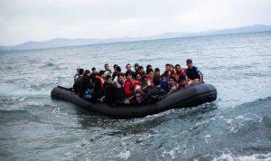 تركيا: غرق قارب يحمل 45 مهاجرًا