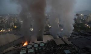 قتلى بحريق في مركز تجاري يضم مستشفى في الهند