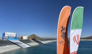 روحاني يفتتح مشروعًا لنقل مياه الخليج إلى وسط إيران