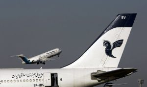 طهران: إحباط محاولة اختطاف طائرة مدنية