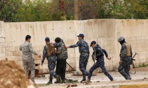 """الأمن الوطني العراقي يعتقل 11 """"داعشيا"""" في نينوى"""