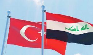 العراق وتركيا تعتمدان على الحوار لحل المشكلات
