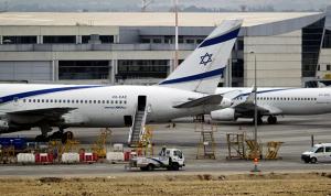 هلع في مطار بن غوريون الإسرائيلي أثناء القصف (فيديو)