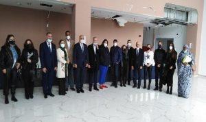 برلمانيون عرب تفقدوا مستشفى الكرنتينا