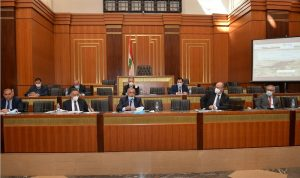 توصية بتقديم شكوى ضد إسرائيل بسبب التسرب النفطي