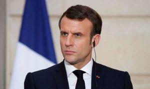 """ماكرون: لاستمرار العمل على """"مصالحة الذاكرة"""" مع الجزائر"""