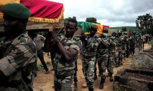 مقتل 4 أفراد من قوات حفظ السلام في شمال مالي