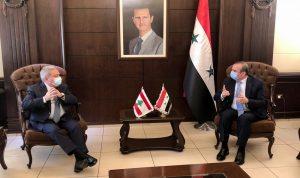 زيارة المشرفية لسوريا عامل مضاف للأزمة