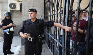 الأمن الروسي يحتجز مواطنا تجسس لصالح أوكرانيا