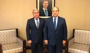 المشرفية: تنسيق كامل بين لبنان وسوريا لضمان عودة النازحين