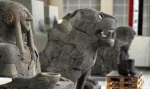 المتحف الوطني باللاذقية يستعيد 36 قطعة أثرية نادرة