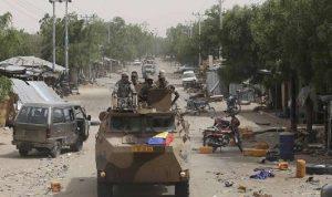 الجيش النيجيري يصد هجوما شنه متشددون