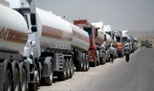 وصول دفعة محروقات جديدة من العراق لفصائل إيران بسوريا