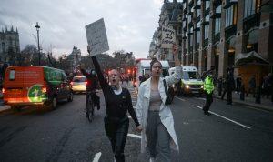 في لندن… احتجاجات ضد ممارسات الشرطة بعد مقتل امرأة