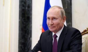 بوتين يبحث مع غوتيريش في وقف العنف بين فلسطين وإسرائيل