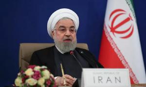 روحاني: للتعاون بين الدول الإسلامية لمساعدة فلسطين