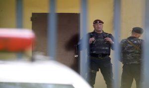 تمرد في سجن روسي ضد نظام السجون