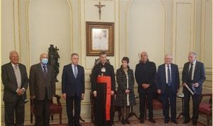 السنيورة: على اللبنانيين احتضان مبادرة الراعي