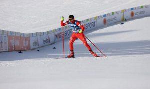 تأهل المتزلج إيلي طوق للألعاب الأولمبية في الصين