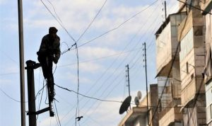 سرقة شبكة كهرباء في ضهر المغارة