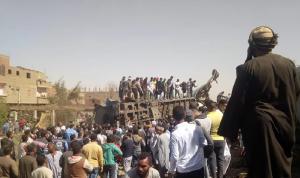 مجهولون وراء حادث تصادم قطارين في مصر… إليكم التفاصيل